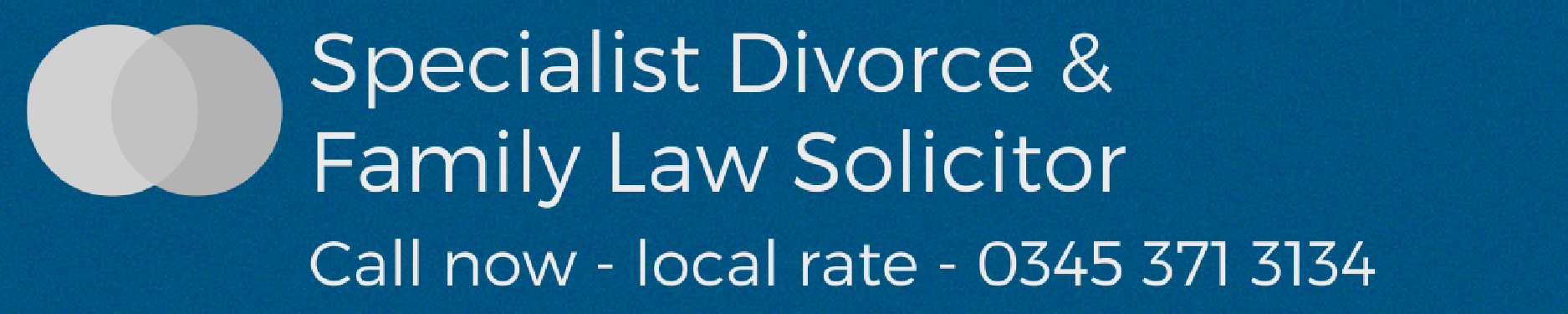 Specialist Divorce and Family Law Solicitor - Maidstone & Medway - Kent